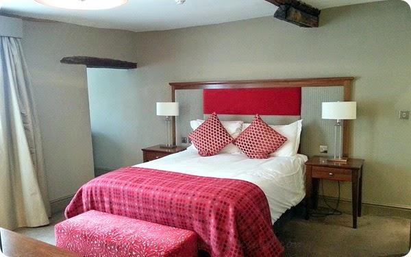 Mercure Stratford upon Avon Shakespeare Hotel room