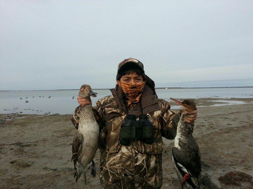 Duck hunting today with ben arroyo city fishing report for Tides for fishing texas city