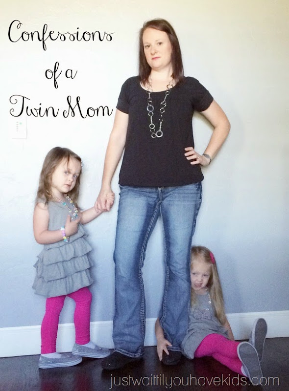 Confessions of a Twin Mom