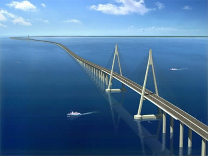 Hangzhou Bay Bridge 008