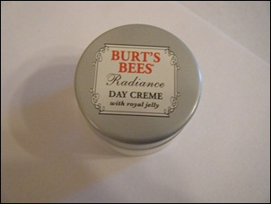Burt's Bee Radiance Day Creme
