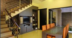 tangga yang ideal untuk rumah bertingkat rumah dan taman