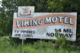 """Viking Motel"" - copyright David Thompson"