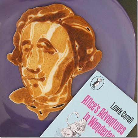Lewis Carroll pancake