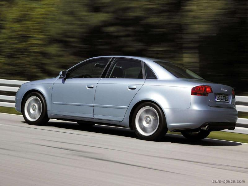 2006 audi a4 sedan specifications pictures prices. Black Bedroom Furniture Sets. Home Design Ideas