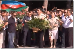 Ramil Safarov returns to Azerbaijan