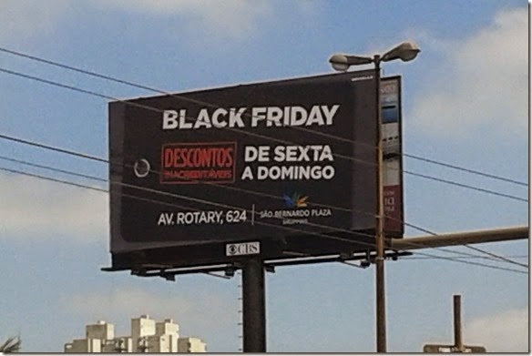 AA - Placa - Black Friday