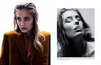 Photography Knoepfel & Indlekofer, Stylist Nicola Knels, Makeup Benjamin Puckey