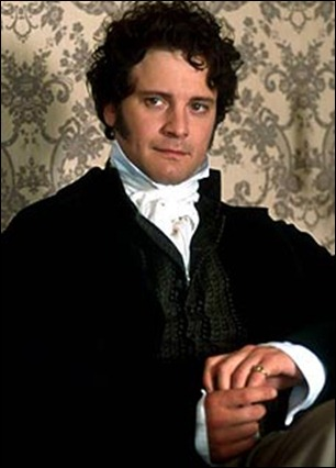 Mr. Darcy Colin Firth