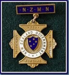 G G Phairn medal 1931