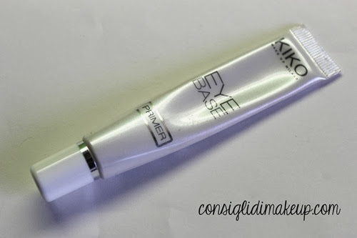 Review: Kiko – Eye Base Primer