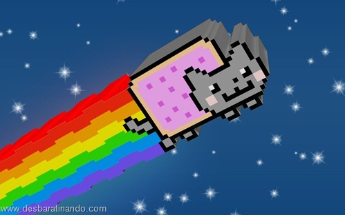 nyan cat wallpaper meme desbaratinando (5)