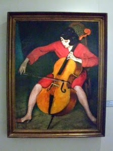 Women Playing Cello Bereny