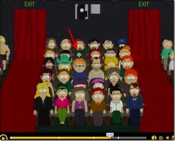 Alienigenas em South Park (23)