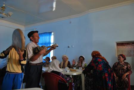 Petrecerea din Turkmenistan
