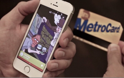 Nyc metrocard art ar gallery