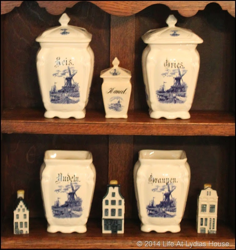 dutch canisters