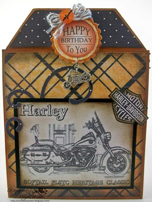 Happy Birthday Harley Davidson Way