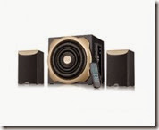 Snapdeal : Buy F&D A520U 2.1 Multimedia Speaker at Rs.2985 only