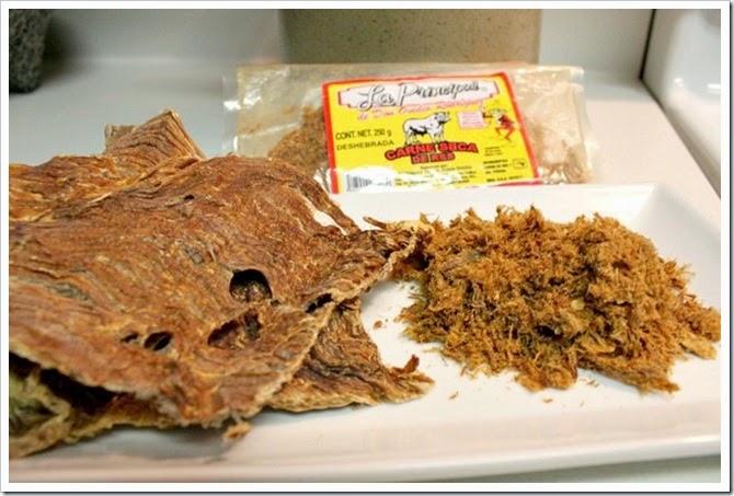 Carne seca dry meat jerky[4]