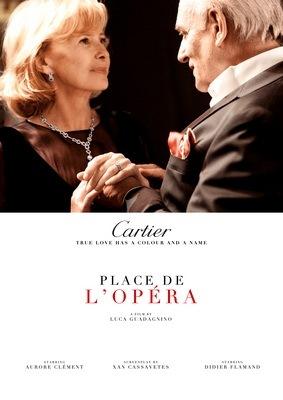 Cartier, Place de l'Opéra - Affiche