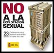 Día internacional contra el tráfico y explotación de mujeres