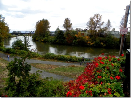 The Snohomish River