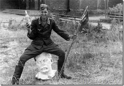 Fotos engraçadas da Segunda Guerra Mundial (24)