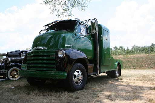 1953 Chevrolet COE (cab over