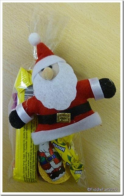 Santa's Penny Bag