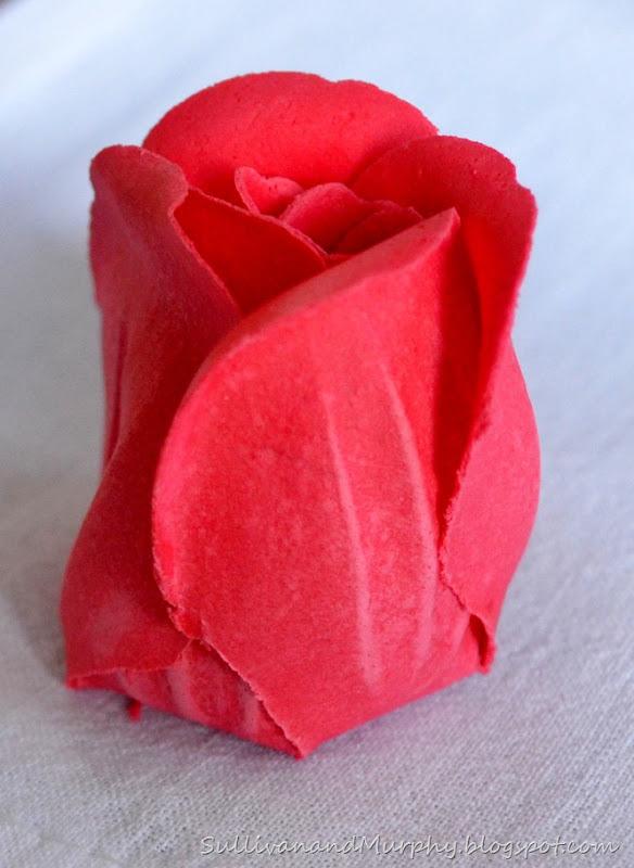 soap rose