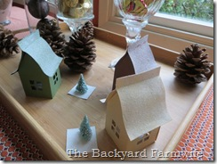 winter decor  - The Backyard Farmwife