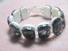Bracelet June 20.2013 abalone1