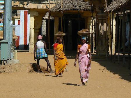 Women in construction - Tamil Nadu