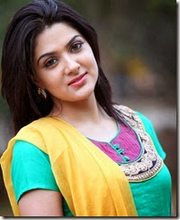 Sakshi Chaudhary New Photos in Cyan Blue Churidar