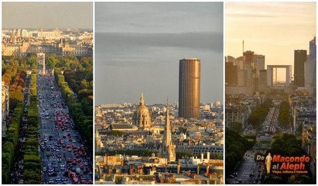 Visitar Arco del Triunfo Paris 1