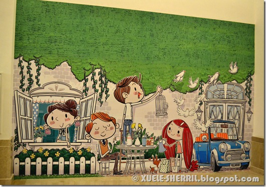 Cartoon Cafe in Penang And Cafe Penang Outlet