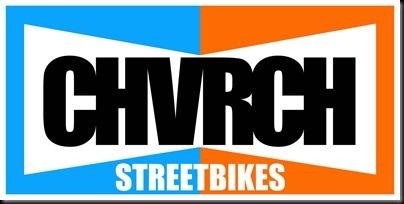 CHVRCH Streetbikes Logo