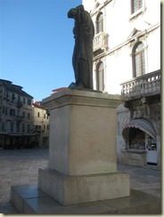 Statue of Marko Marulic in Split (Small)