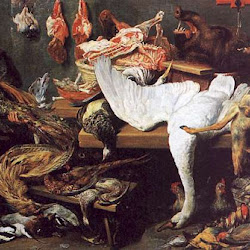 148.- Frans Snyders. La Despensa
