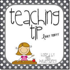 teaching tip button