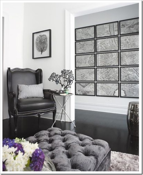 black and white home beau5