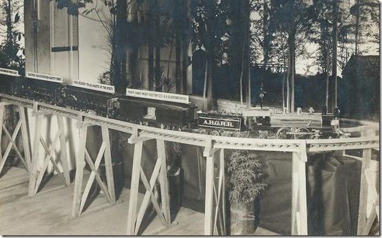 Abe Gunzendorfer Railroad