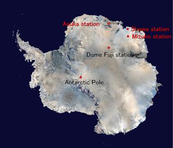 Antarctica_base(Japan)