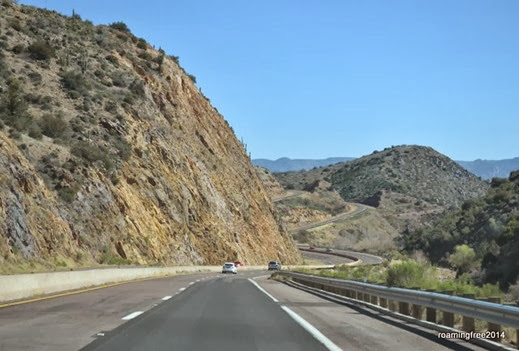 Highway 87 to Payson
