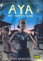 P00003 - Aya de Yopougon #3