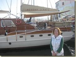 Aegean Schatz boat (Small)