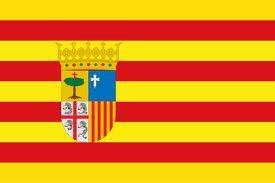 bandera aragon