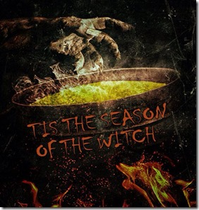 tis the season of the witch