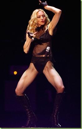 Madonna Kicks Off Sticky Sweet Tour Cardiff vo3p48-Cp_Al